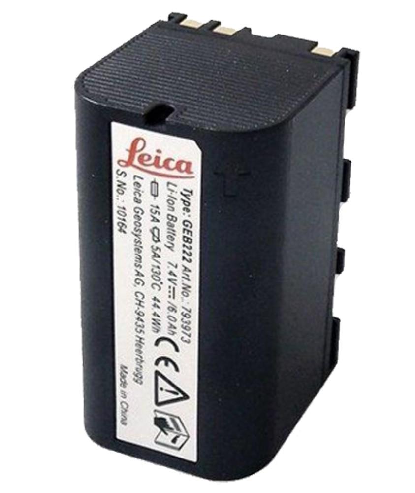Batterie Leica GEB222 733270