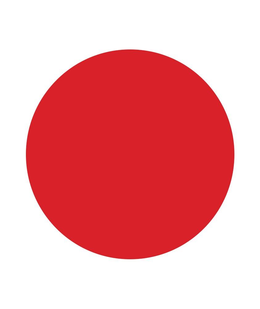 Disque rouge pour Pic'Jalonnette FENO 1121-047