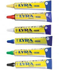 Tubes de peinture LYRA