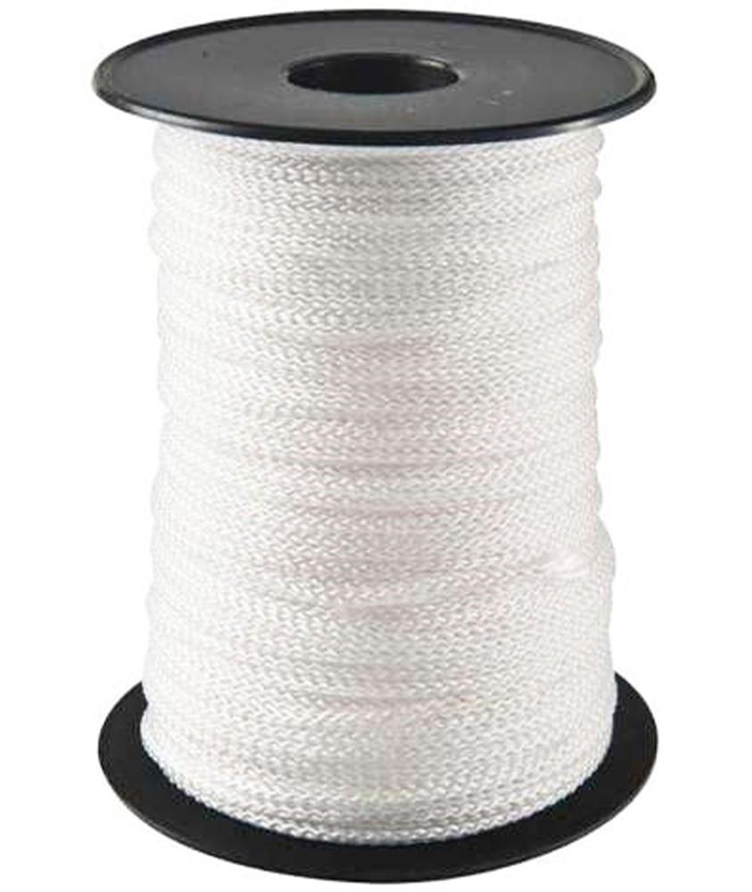 Ficelles blanc 1mm 200m