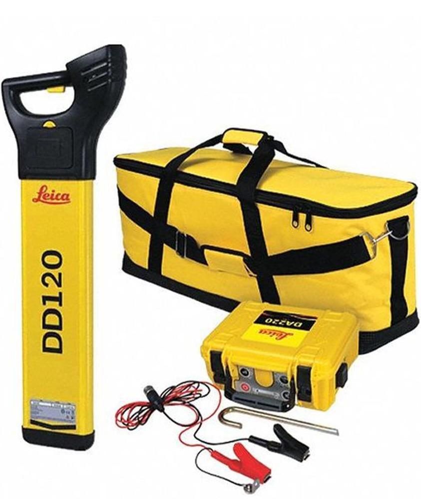 Pack détection LEICA DD120 + DA220 6014154
