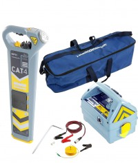 PACK RADIODETECTION CAT4 + GENNY4