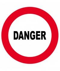 Panneau Danger Novap 4066181