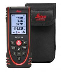 Lasermètre télémètre Leica Disto X3 850833