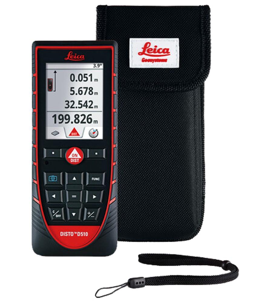 Lasermètre Télémètre Leica Disto D510 792290
