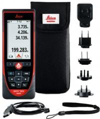 Lasermètre télémètre Leica Disto D810 touch 792297